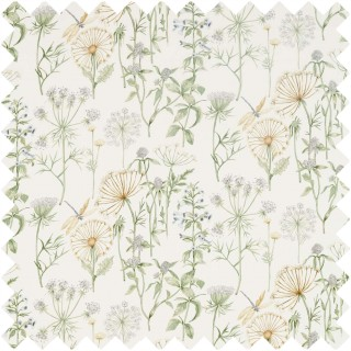 Wild Angelica Fabric 226437 by Sanderson