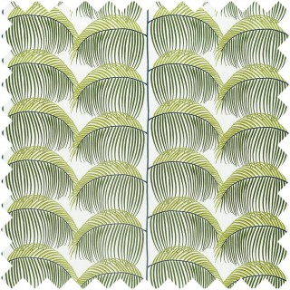 Manila Embroidery Fabric 236774 by Sanderson