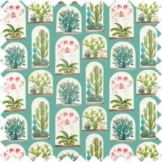 Terrariums Fabric 226571 by Sanderson