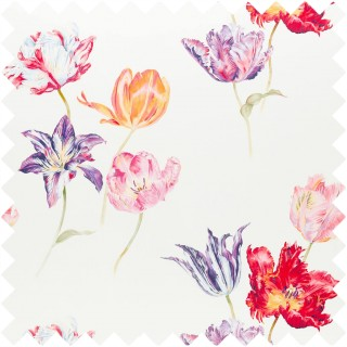 Tulipomania Fabric 226583 by Sanderson