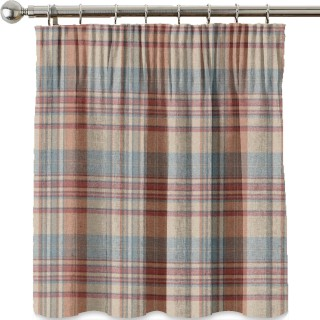 Bryndle Check Fabric 236738 by Sanderson