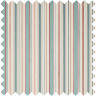 Dobby Stripe Fabric 235896 by Sanderson