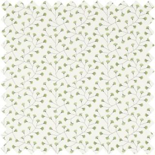 Gingko Trail Fabric 235886 by Sanderson
