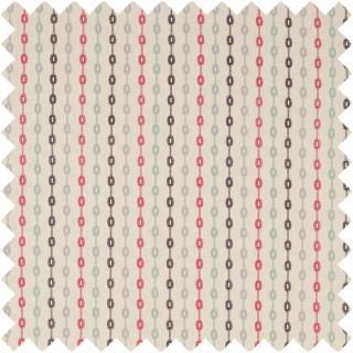 Shaker Stripe Fabric 235891 by Sanderson