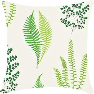 Angel Ferns Fabric 221925 by Sanderson