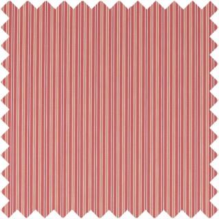 Melford Stripe Fabric 237209 by Sanderson