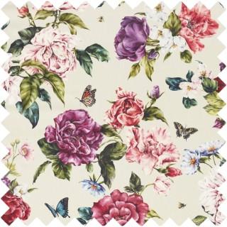 Summer Peony Fabric 226748 by Sanderson