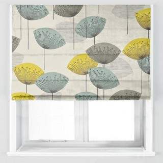 Dandelion Clocks Fabric DOPNDA204 by Sanderson