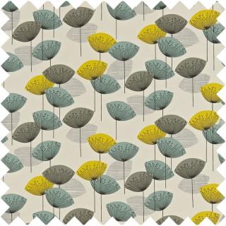 Dandelion Clocks Fabric DOPNDA204 by Sanderson