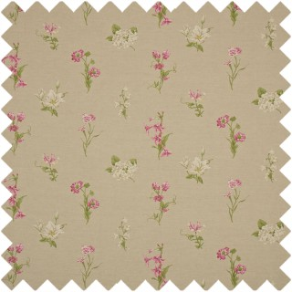 Country Flowers Fabric DPEMCO204 by Sanderson