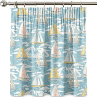 Sailor Fabric 226502 by Sanderson