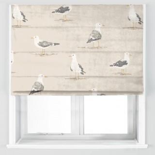 Shore Birds Fabric 226494 by Sanderson