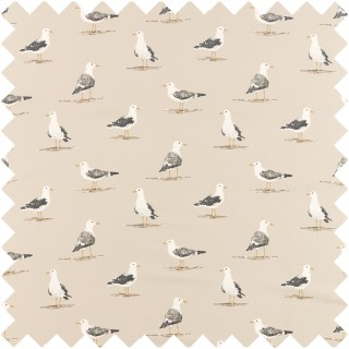 Shore Birds Fabric 226494 by Sanderson