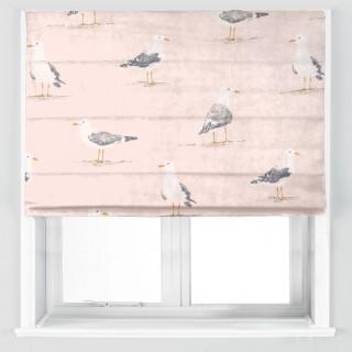 Shore Birds Fabric 226495 by Sanderson