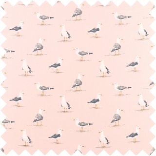 Shore Birds Fabric 226495 by Sanderson