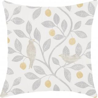 Damson Tree Fabric 226363 by Sanderson
