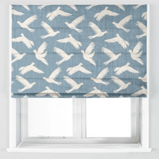 Paper Doves Fabric 226352 by Sanderson