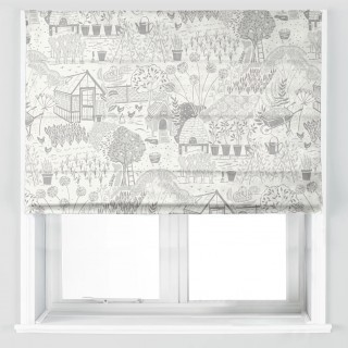 The Allotment Fabric 226359 by Sanderson