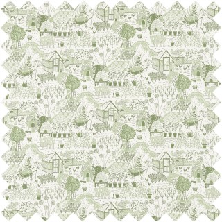 The Allotment Fabric 226360 by Sanderson