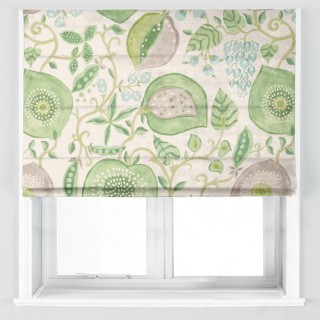 Peas & Pods Fabric 225358 by Sanderson