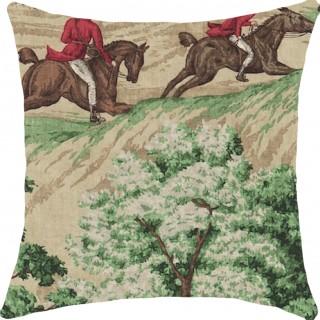 Tally Ho Fabric 224338 by Sanderson