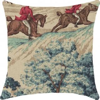 Tally Ho Fabric 224339 by Sanderson
