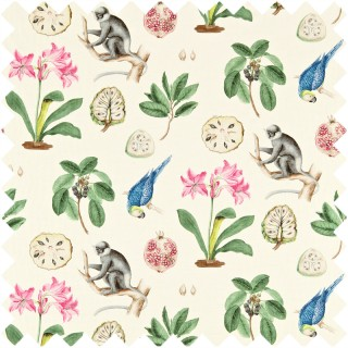 Capuchins Fabric 223273 by Sanderson