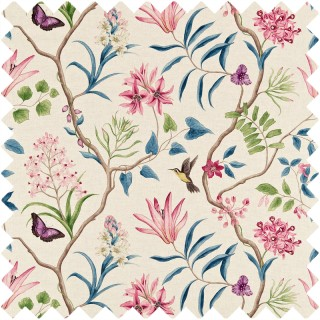 Clementine Fabric 223297 by Sanderson