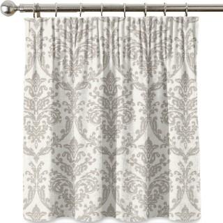 Riverside Damask Fabric 235931 by Sanderson