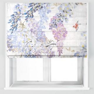 Wisteria Falls Fabric 226286 by Sanderson