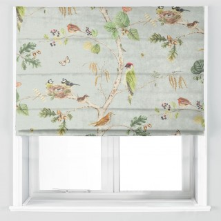 Woodland Chorus Fabric 225509 by Sanderson