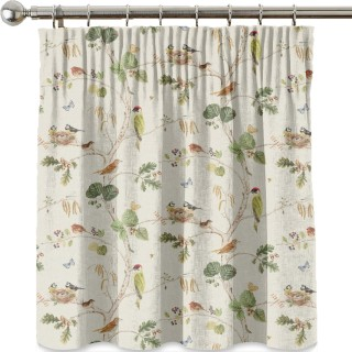 Woodland Chorus Fabric 225511 by Sanderson