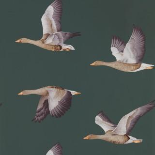 Elysian Geese Wallpaper 216608 by Sanderson