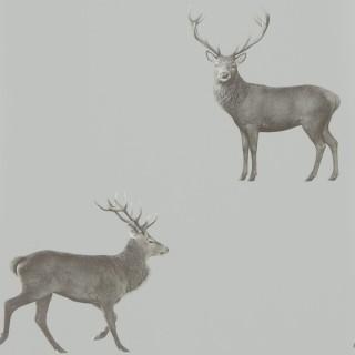 Evesham Deer Wallpaper 216619 by Sanderson