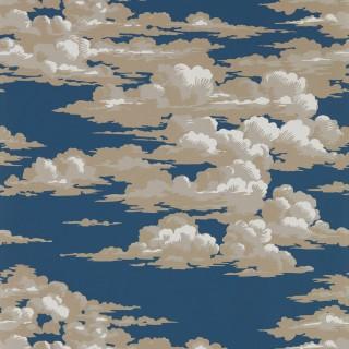 Silvi Clouds Wallpaper 216602 by Sanderson