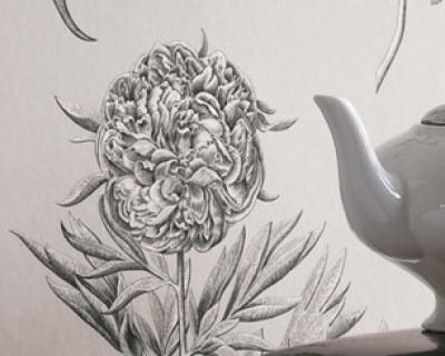 Parchment Flowers