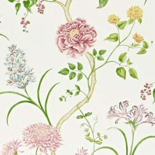 Sanderson Wallpaper A Painters Garden Summer Tree Collection DAPGST103