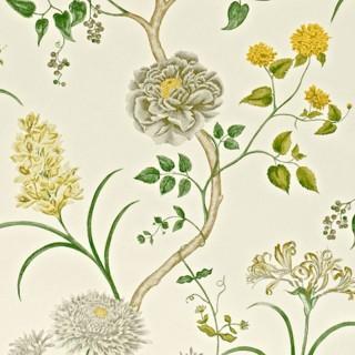 Summer Tree Wallpaper DAPGST104 by Sanderson