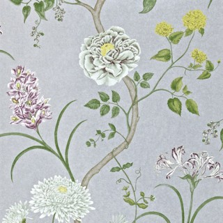 Sanderson Wallpaper A Painters Garden Summer Tree Collection DAPGST105