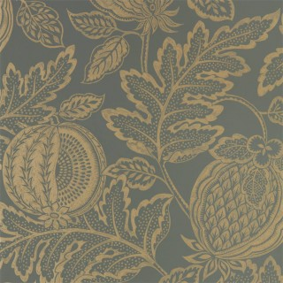 Cantaloupe Wallpaper 216764 by Sanderson