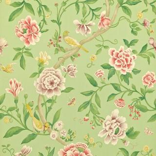 Porcelain Garden Wallpaper DCAVPO101 by Sanderson