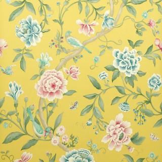 Porcelain Garden Wallpaper DCAVPO102 by Sanderson