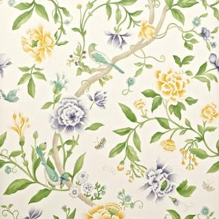 Porcelain Garden Wallpaper DCAVPO105 by Sanderson