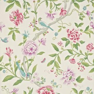Porcelain Garden Wallpaper DCAVPO106 by Sanderson