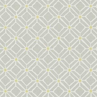Fretwork Wallpaper 213722 by Sanderson