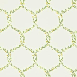 Fleur Trellis Wallpaper 212008 by Sanderson