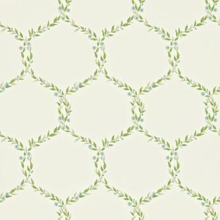Fleur Trellis Wallpaper 212009 by Sanderson