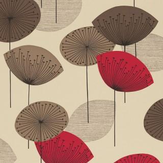 Dandelion Clocks Wallpaper DOPWDA101 by Sanderson