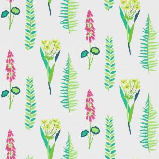 Floral Bazaar Wallpaper 214770 by Sanderson