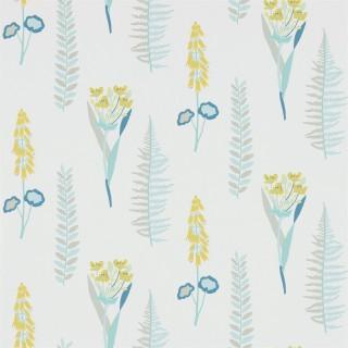 Floral Bazaar Wallpaper 214771 by Sanderson